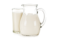 Large serves of coconut & oat milk