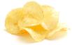 Plain salted potato