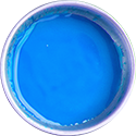 blue food colouring