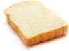 plain white wheat bread 1 slice