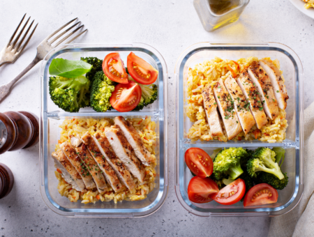 Meal prepping on a low FODMAP diet
